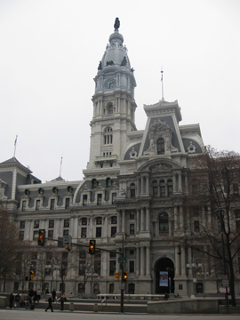 Philadelphia County Courthouse