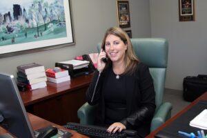 Wayne family lawyer Sarinia M. Feinman