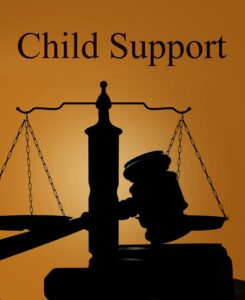 family law attorney and child support